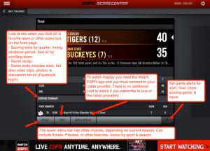 ESPN Sports both