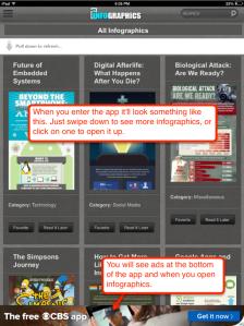Infographics Hub home