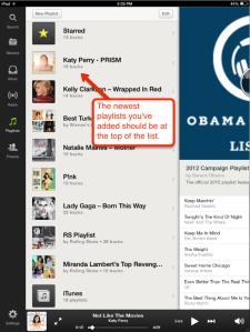 Spotify playlists new